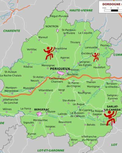 Escalade en Dordogne